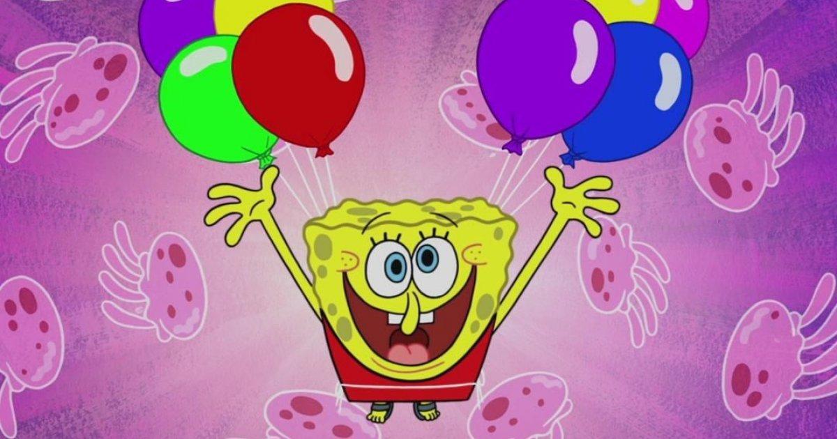 Spongebob Schwul