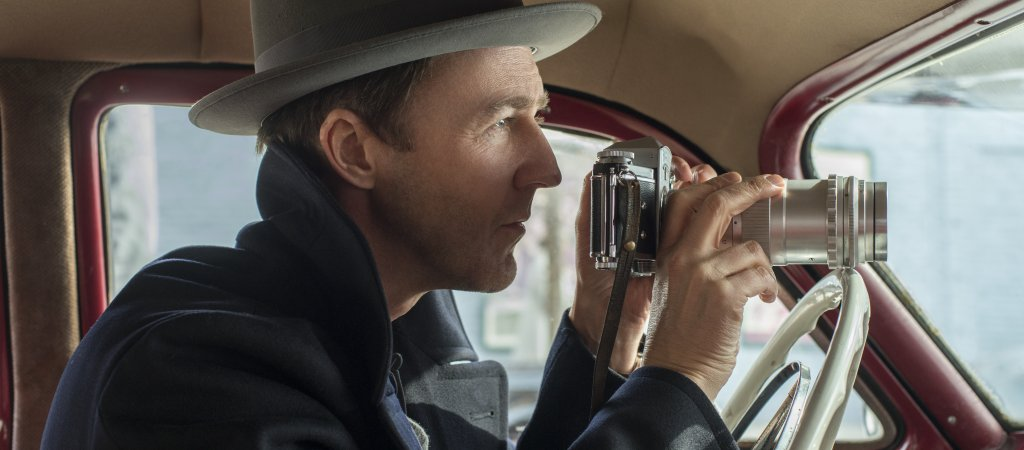 "Edward Norton in ""Motherless Brooklyn"" // © 2019 Warner Bros. Ent. All Rights Reserved;"