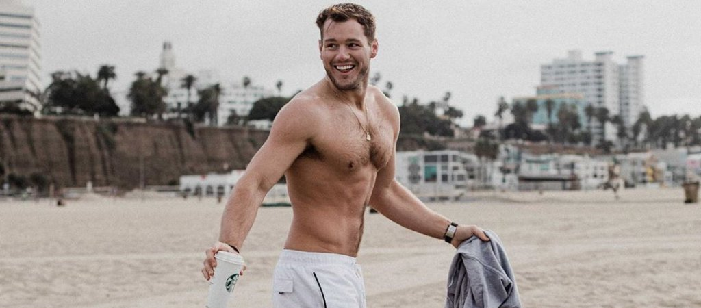 "Colton Underwood aus ""The Bachelor"" // © instagram.com/coltonunderwood/"