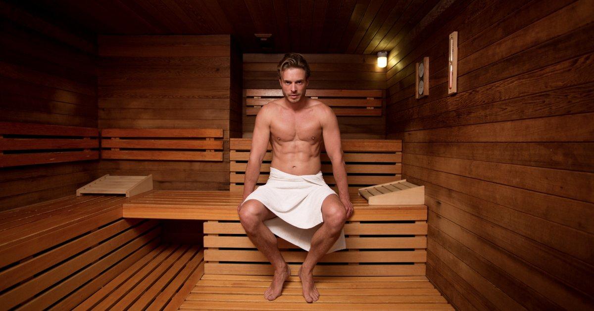Vulkan-Sauna - Wellness-Weekend