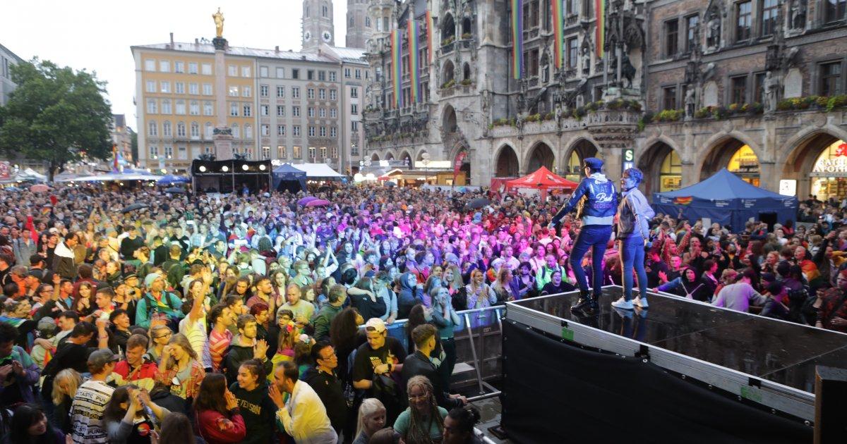 Csd Parade Köln 2021