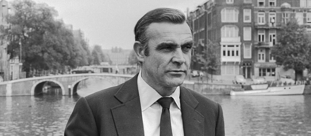 Sean Connery (1971) // © Rob Mieremet