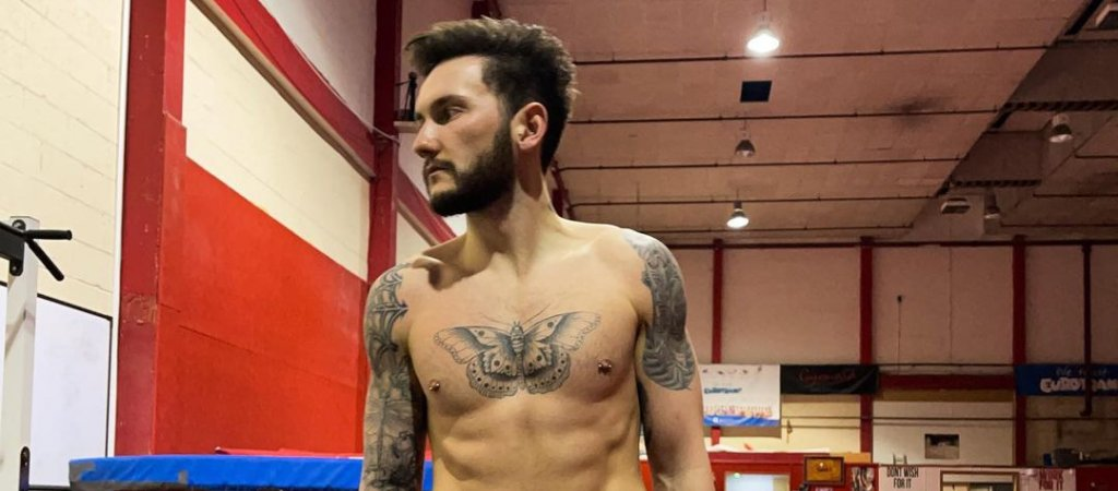 Trampolin-Sportler Luke Strong über sein Coming-out