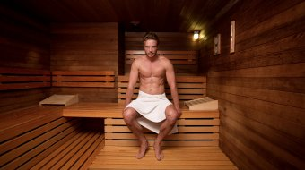 Vulkan-Sauna – Wellness-Weekend