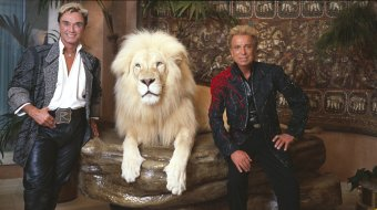 Siegfried & Roy (li.) // © Carol M. Highsmith