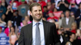 "Eric Trump und sein ""Coming-Out"""