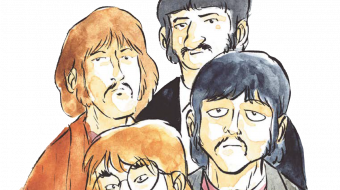 The Beatles - Ein Comic-Biopic // @ Diverse Zeichner*innen