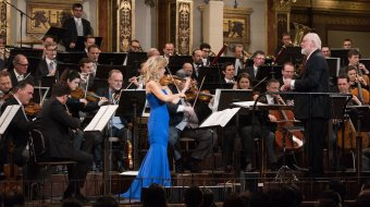 John Williams mit Anne Sophie Mutter & den Wiener Philharmonikern // © Terry Linke